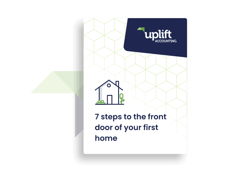 7 steps to the front door of your first home_ebook