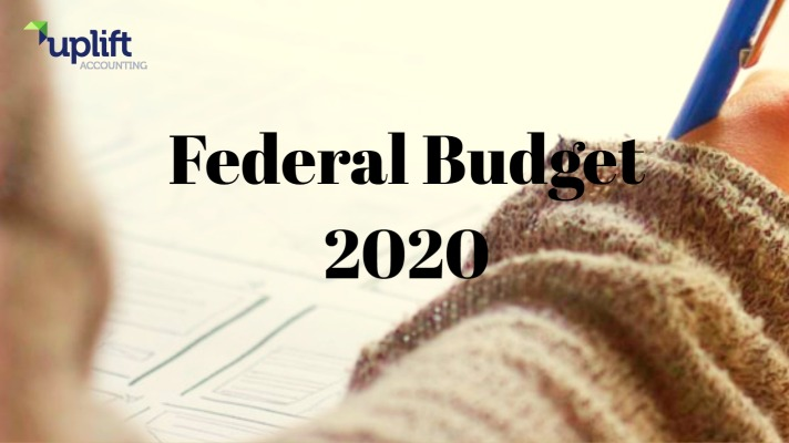 federalbudget2020 by accountant Mulgrave