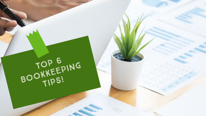 Top 5 bookkeeping tips from Melbourne Bookkeeper